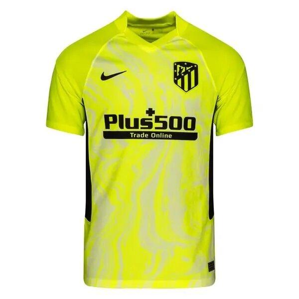 Футболка Атлетико Мадрид резервная 2020-2021