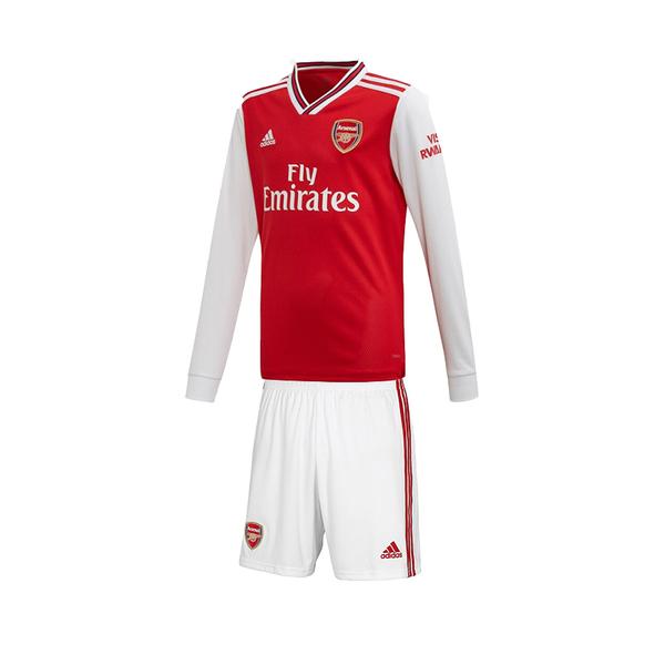 Домашняя форма Арсенал (Arsenal) с длинным рукавом 2019-2020