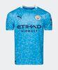 Детская домашняя форма Манчестер Сити сезон 2020-2021